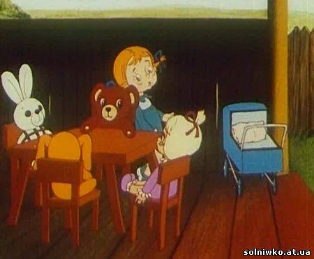Живая игрушка - советский мультфильм